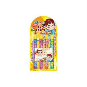 FUJIYA ENPITSU CHOCOLATE 4P