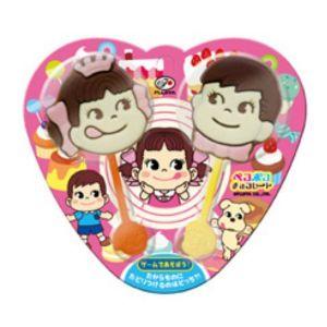 日本FUJIYA不二家 双棒牛奶巧克力 24G