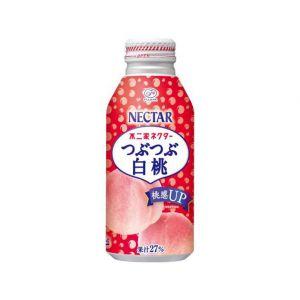 日本FUJIYA不二家 NECTAR水蜜桃果肉汁 380ML