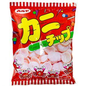 日本HARUYA 蟹米果 60G