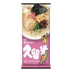 日本MARUTAI 久留米香葱豚骨拉面 2人份 194g