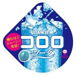 日本UHA味觉糖 酷露露汽水软糖 40G