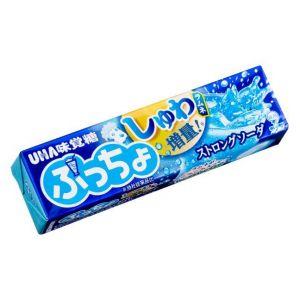 日本UHA味觉糖 汽水味软糖 10粒 46G