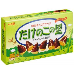 日本MEIJI明治 幼笋饼干 70G
