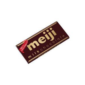 日本MEIJI明治 牛奶巧克力 50G