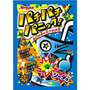 日本MEIJI明治 苏打汽水跳跳糖 5G