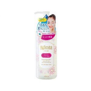 日本MANDOM曼丹 BIFESTA 速效洁肤毛孔清洁卸妆水 保湿型 300ml