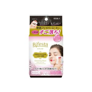 Mandom Bifesta卸妆湿巾Perfect Clear 46片