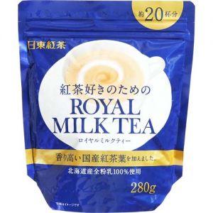 日本日东红茶皇家奶茶醇香奶茶 280g