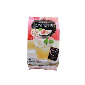 日本日东红茶白桃果汁速溶饮料