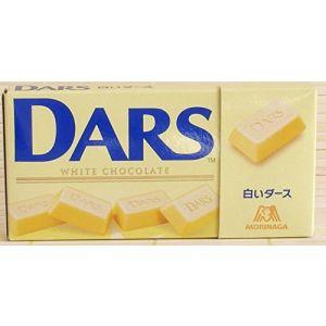 MORINAGA Dars White Chocolate Confectionery 42g