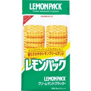 日本YBC 奶油柠檬夹心饼干 167.4g