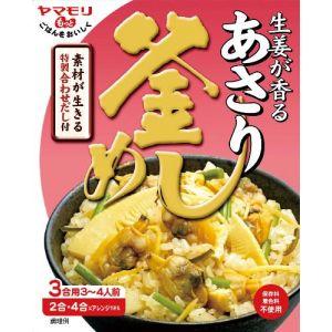 日本YAMAMORI山椒生姜香拌饭调味料 3份 200G