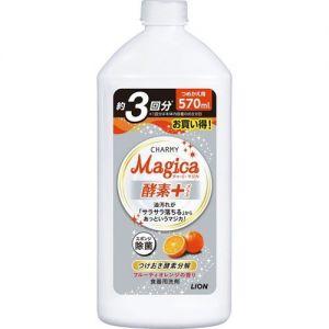 LION MAGICA ENZYME DISH SOAP O RF M-142