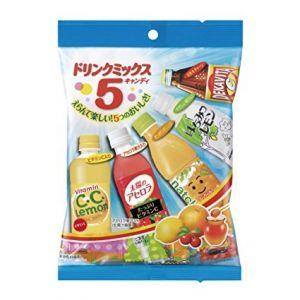 日本LOTTE乐天 混合苏打味糖果 80g
