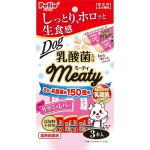 PETIO MEATY DICED LIV W. LACTIC M-4