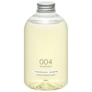 日本TAMANOHADA玉肌 无硅油洗发水 #004栀子花香 540ml