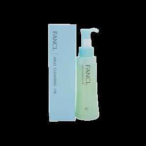 日本Fancl/芳珂 无添加温和纳米净化卸妆油120ml (18年新款)