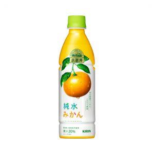 日本KIRIN麒麟 小岩井纯水橘子汁 430ML