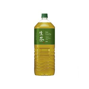 日本KIRIN麒麟浓郁生茶 2L