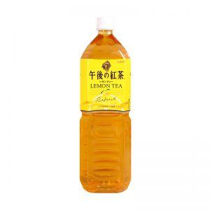 日本KIRIN麒麟 午后红茶 柠檬茶 1.5L