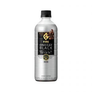日本KIRIN FIRE黑咖啡 600ML