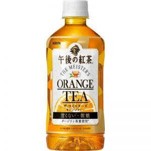 日本KIRIN麒麟 午后红茶 橙子茶 500ML