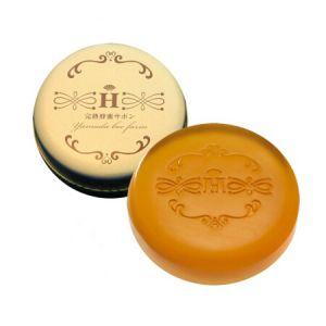 日本山田养蜂场 HONEY LAB. 天然蜂蜜温和保湿洁面皂 60g