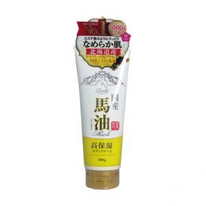 日本LOSHI 马油 高保湿身体乳液BA 200G