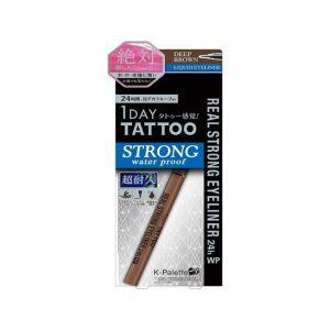 日本K-PALETTE TATTOO 持久眼线液笔 #深棕色