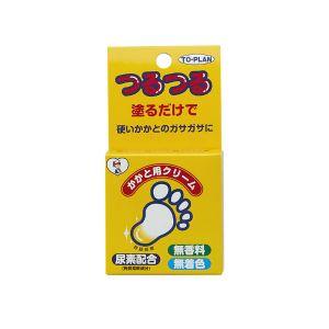 日本TO-PLAN尿素护脚足霜足部护理去角质保湿滋润防裂护脚补水 30g