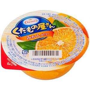 日本TARAMI 橘子果冻 160G