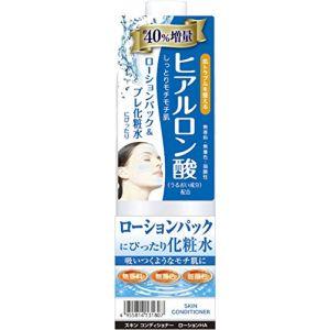 日本NARIS UP 透明质酸润颜保湿爽肤水 500ml