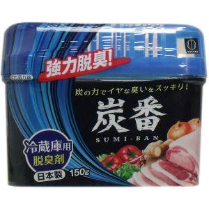 日本KOKUBO小久保 活性炭强力脱臭剂 冷藏库使用 150g