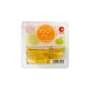 日本IA FOODS 芒果布丁 250G