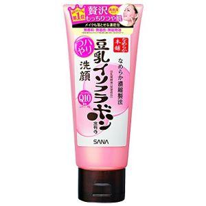 日本SANA莎娜 豆乳 美肌Q10深层洁面乳 150g