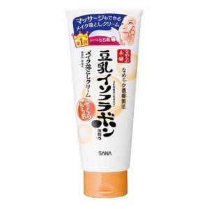日本SANA莎娜 豆乳 美肌卸妆霜 180g