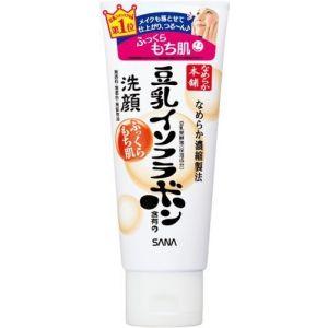 日本SANA 莎娜 豆乳美肌 保湿洁面乳 150g