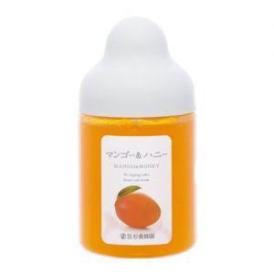 日本SUGI BEE GARDEN杉养蜂园 果汁蜂蜜 芒果味 300G