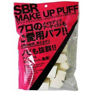 日本ISHIHARA石原商店 SBR多边形专业化妆海绵/粉扑 综合包 25个入