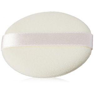 日本石原商店Beautist优质化妆柔软圆形粉扑干湿两用2个