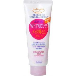 日本KOSE高丝 SOFTYMO丝芙蒂 玻尿酸特净卸妆乳 140g