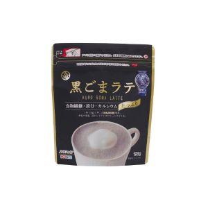日本KUKI九鬼黑芝麻拿铁咖啡 150G