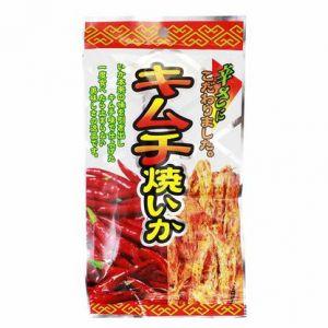 KOJIMA Dried Squid-Spicy Kimuchi Yaki Ika 11g