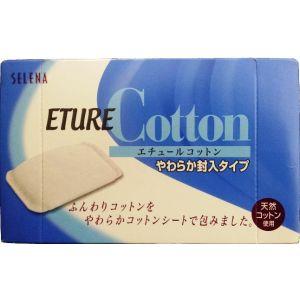 Cotton Labo Eature厚木棉质化妆棉 大型化妆棉
