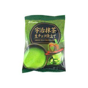 日本TAKAOKA 宇治抹茶夹心巧克力 98G