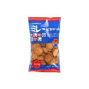 日本NOMURA野村 盐味圆形小饼干 130G
