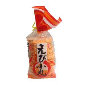 日本NEGITA小丸薄脆虾片米饼 80G