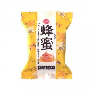 日本PELICAN 纯天然浓密保湿丰盈滋润蜂蜜皂 80g