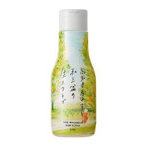 日本DAILY AROMA高知县香薰柚子磨砂膏 230g
